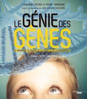 Le génie des gênes - Couverture - Format classique