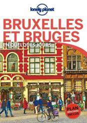 Bruxelles et Bruges (4e édition) - Couverture - Format classique