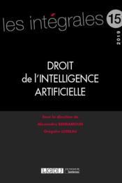 Droit de l'intelligence artificielle (édition 2019) - Couverture - Format classique