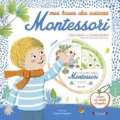 Mes roues des saisons Montessori - Couverture - Format classique