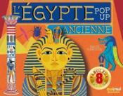 L'Egypte ancienne pop-up - Couverture - Format classique