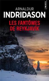 Les fantômes de Reykjavik - Couverture - Format classique