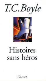 Histoires Sans Heros - Couverture - Format classique