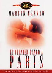 Dernier Tango À Paris - Couverture - Format classique