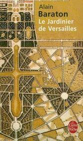 Le jardinier de Versailles - Intérieur - Format classique