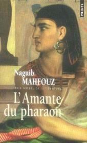 L'amante du pharaon - Couverture - Format classique