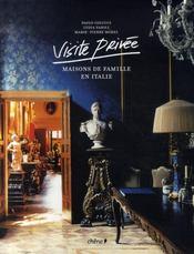 Visite privée ; maisons de famille en italie - Intérieur - Format classique