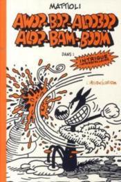Awop-bop-aloobop alop-bam-boom ; dans : intrigue interstellaire - Couverture - Format classique