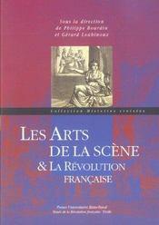 Arts De La Scene Et La Revolution Francaise - Intérieur - Format classique