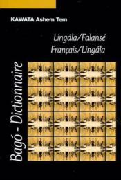 Dictionnaire lingala-falanse et francais-lingala - Couverture - Format classique