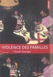 Violence des familles - Intérieur - Format classique
