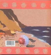 Le Coquillage Qui N'Aimait Pas La Mer - 4ème de couverture - Format classique