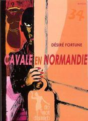 Cavale en Normandie - Intérieur - Format classique