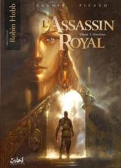 L'assassin royal T.3 ; Kettricken - Couverture - Format classique