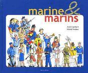 Marine & marins - Couverture - Format classique