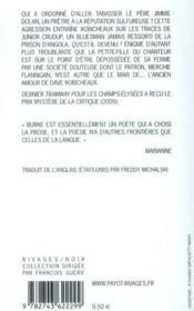 Dernier tramway pour les Champs-Elysées - 4ème de couverture - Format classique