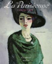 La parisienne dans l'art - Couverture - Format classique