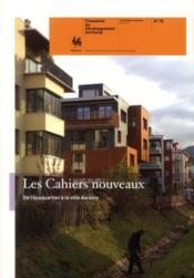 Les Cahiers De L'Urbanisme T.78 - Couverture - Format classique