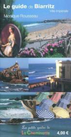 Guide De Biarritz - Couverture - Format classique