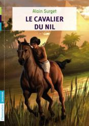 Le cavalier du Nil - Couverture - Format classique