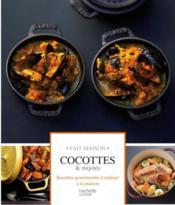 Cocottes et mijotes - Couverture - Format classique