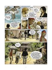 Les pirates de Barataria T.5 ; le Caire - Couverture - Format classique