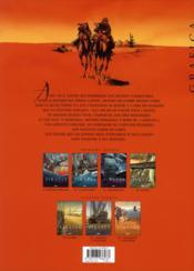 Les pirates de Barataria T.5 ; le Caire - 4ème de couverture - Format classique