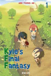 Kyle's final fantasy t.1 - Couverture - Format classique