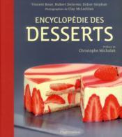 telecharger Encyclopedie des desserts livre PDF/ePUB en ligne gratuit