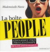 La boîte people ; coffret - Couverture - Format classique