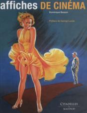 Affiches du cinéma - Couverture - Format classique
