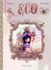 Eco t.3 ; la princesse des nuages - Couverture - Format classique