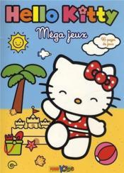 Méga jeux ; hello kitty 2013 - Couverture - Format classique