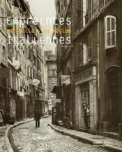 Empreintes italiennes ; Marseille & sa région - Couverture - Format classique