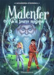 Malenfer T.2 ; la source magique - Couverture - Format classique