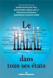 Le halal dans tous ses etats - Couverture - Format classique