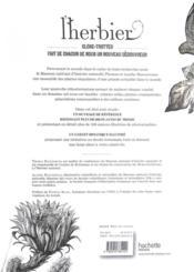 Le grand herbier - Couverture - Format classique