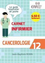 Cancérologie - Couverture - Format classique