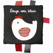Blanc, noir, rouge - Couverture - Format classique