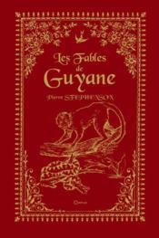 Les fables de Guyane - Couverture - Format classique
