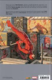 Daredevil all-new T.1 - 4ème de couverture - Format classique
