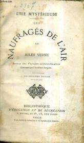 Les Naufrages De L'Air - L'Ile Mysterieuse / 17e Edition. - Couverture - Format classique