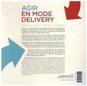 Agir en mode delivery ; face à la crise ; s'inspirer de l'Asie pour réussir - 4ème de couverture - Format classique