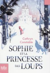 Sophie et la princesse des loups - Couverture - Format classique