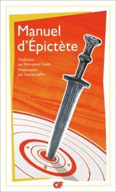 Manuel d'Epictète - Couverture - Format classique