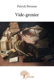 Vide-grenier - Couverture - Format classique
