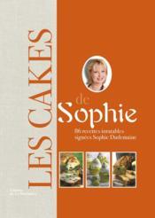 Les cakes de Sophie - Couverture - Format classique