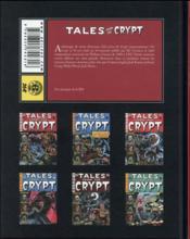 Tales from the crypt T.4 - 4ème de couverture - Format classique