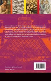 Objectif Louvre ; la mythologie gréco-romaine en famille - 4ème de couverture - Format classique