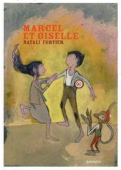 Marcel et Giselle - Couverture - Format classique